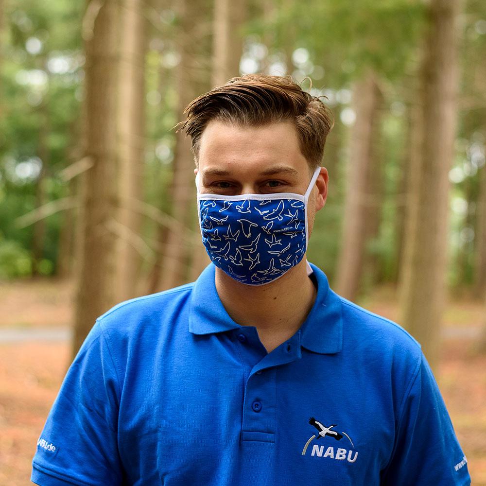 Mund-Nasen-Schutzmaske